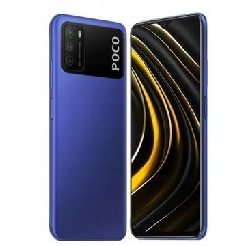 Smartfon Xiaomi POCO M3 4/64GB niebieski Z PL