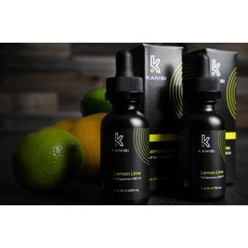 Kanibi oil-1500 mg- Top w USA-najczystszy olej!