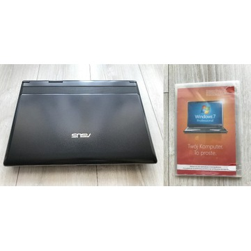 LAPTOP ASUS X50N + oryg. WINDOWS 7 Pro PL SP1 64b