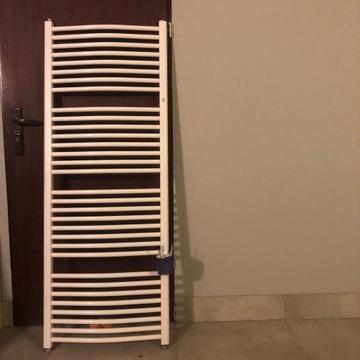Grzejnik łazienkowy - biały 60x160 NOWY !