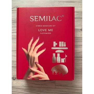 Zestaw do hybryd Semilac, manicure hybrydowy