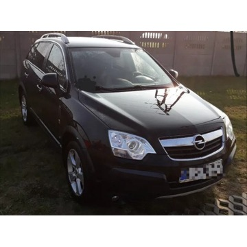 Opel Antara + kola na alu felgach zimowe