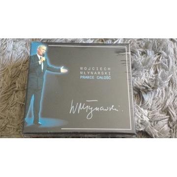 Wojciech Młynarski Prawie Całość BOX 5CD Osiecka