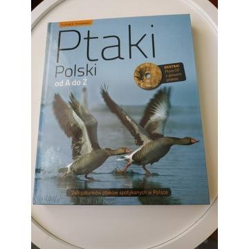 Ptaki Polski od A do Ż Andrzej G. Kruszewicz + CD*