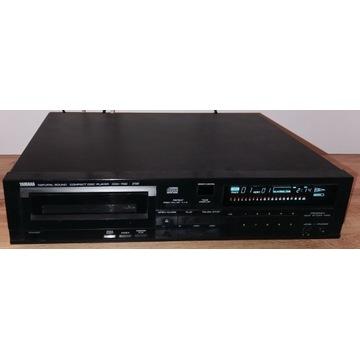 YAMAHA CDX-700 Wysoki model Odtwarzacz CD z 1988 r