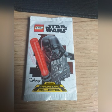 Lego star wars trading cards collection seria 2
