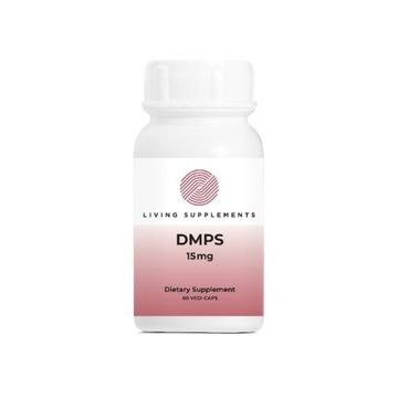 DMPS 15 mg CHELATOR 80 kaps- CHELATACJA RTĘĆ