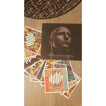 Płyta Chada- Jesteś Legenda + Autograf Rx