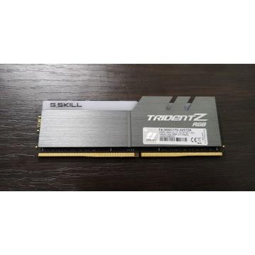 16GB DDR4 3600MHz G.Skill Trident Z RGB