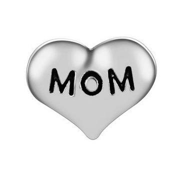 """CHARMS """"mom"""" dla mamy, mama - dzień matki"""