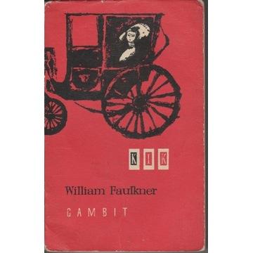 """William Faulkner, """"Gambit"""""""