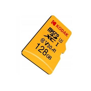 Karta Micro SD Kodak U3 A1 V30 128GB