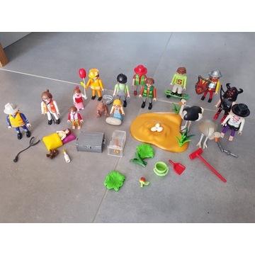 Figurki Playmobil, zestaw strusi 6646