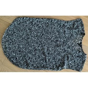 Mini sukienka - tunika - bluzka - LEKKA R/ 42