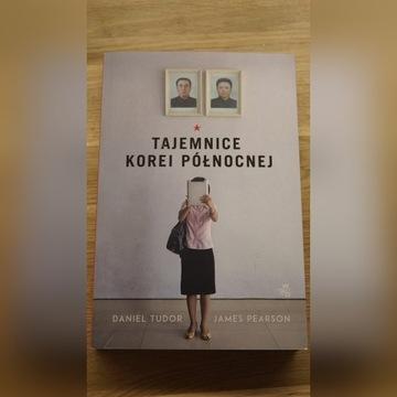 """Książka """"Tajemnice Korei Północnej"""""""