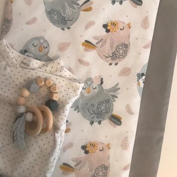 Pościel do łóżeczka bawełna premium 75x100