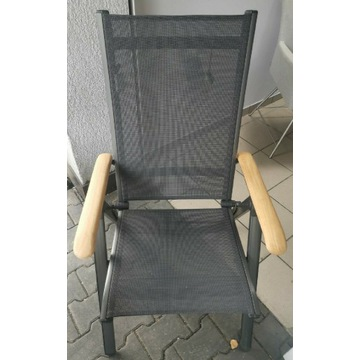 Krzesło rozkładane MWH Reno