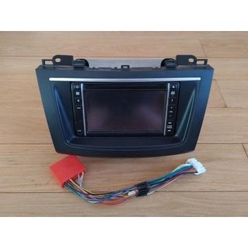 Nawigacja 2din TomTom NVA-SD8110 Mazda 2 3 5 6 MX5