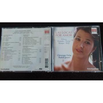 Las locas por amor Christiane Oelze Debussy Granad