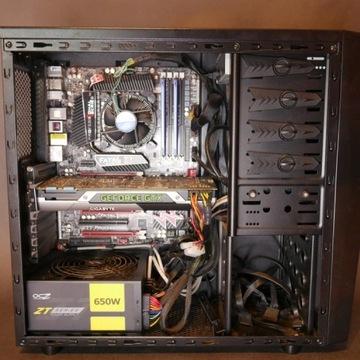 Komputer i7 3770S GTX 780 3GB 16GB RAM 650W Zasila