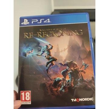 Kingdoms od Amalur Re-Reckoning PS4