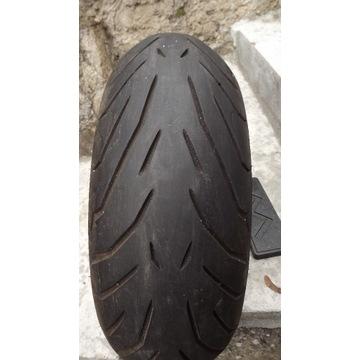 używana opona motorowa pirelli 180/55/17