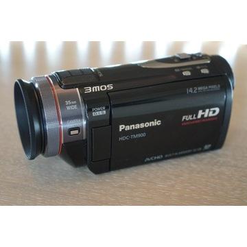 Panasonic HDC-TM900 - IDEAŁ, Full HD