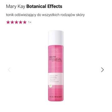 Mary kay botanical Effects tonik