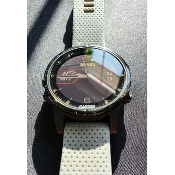 Zegarek sportowy Garmin fenix 5S Plus Sapphire