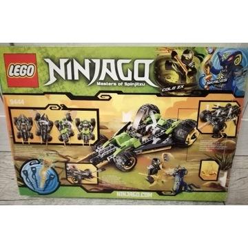Lego ninjago 9444
