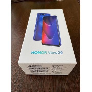 Honor View 20 8/256GB niebieski