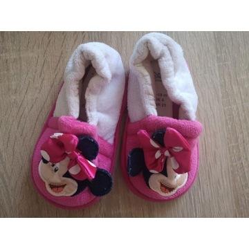 Kapcie Disney Minnie r. 21