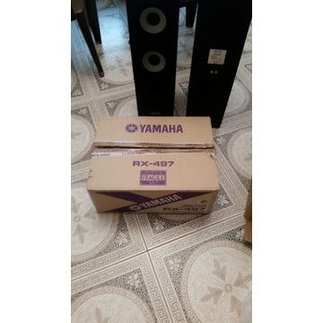 Yamaha RX-497 amplitun+ CD CDX-497 + STX Quant 300