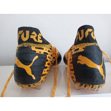 buty Puma Future 5.1Netfit FG żółty