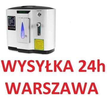 Koncentrator tlenu aparat Dedakj DE-1A 7L PL 24h !