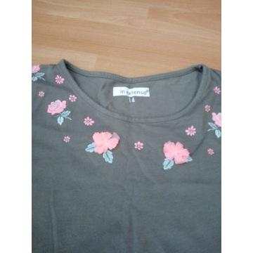 Bluzka. Koszulka bawełniana R 152-158