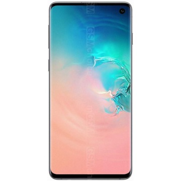 Samsung Galaxy S10 biały 128 gb + etui oryginał