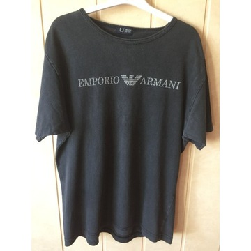 Koszulka t - shirt męska Armani , L