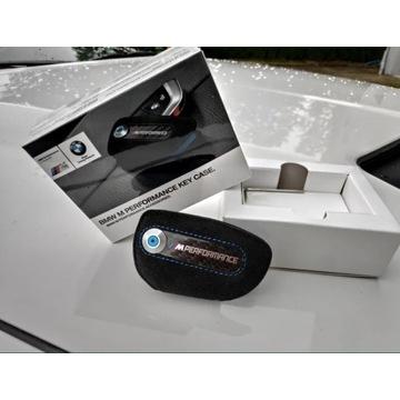 Pokrowiec Etui na klucze kluczyk BMW M Performance