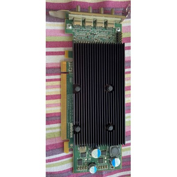Karta Graficza Matrox MGI M9148 1GB 4x DisplayPort
