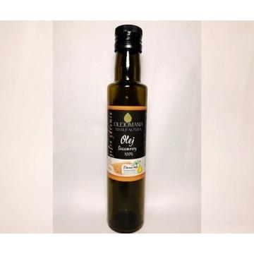 Olej sezamowy nierafinowany 500 ml