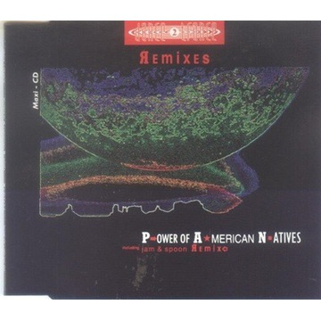 DANCE 2 TRANCE-POWER OF AMERICAN NATIVES-MAXI CD