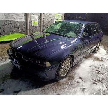 BMW E39 2002r Touring 3.0D M57 Automat HAK