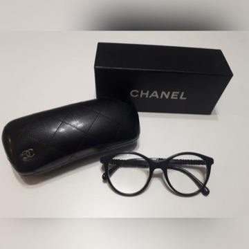 CHANEL okulary korekcyjne