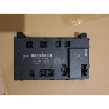 MERCEDES CLK W209 moduł drzwi LEWY 2098201926