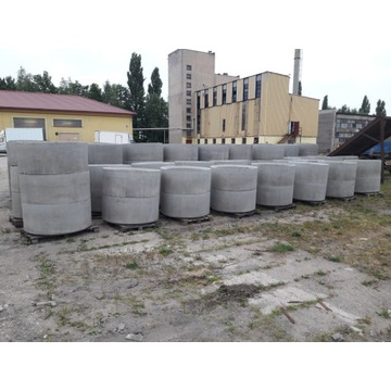 Kręgi betonowe, nadproża, PRODUCENT