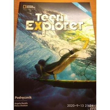 Teen Explorer 2017 podręcznik+ ćwiczenia