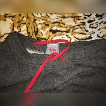 Bawełniane dresy PROSTO
