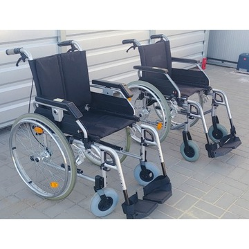 Wózek inwalidzki lekki składany różne rozmiary