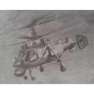 Ka-25 Fly model. Okazja!!! Unikat.